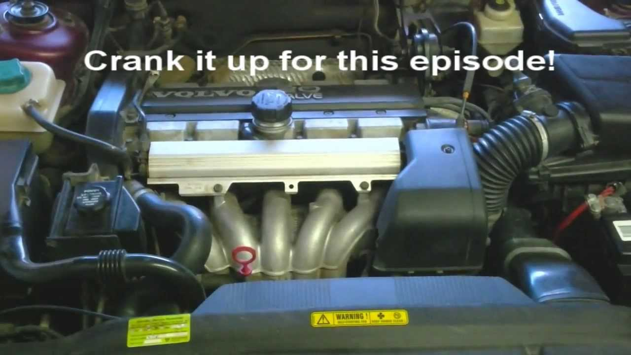 maxresdefault engine compartment breakdown volvo s70, v70, 850 youtube volvo 850 turbo engine diagram at crackthecode.co