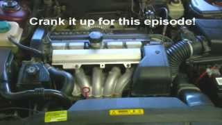 Engine Compartment Breakdown Volvo S70 V70 850