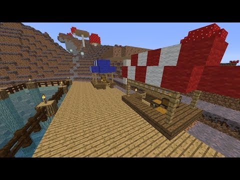 WeCraft SMP S3:E12 - BUILDING THE HARBOR! (Minecraft)