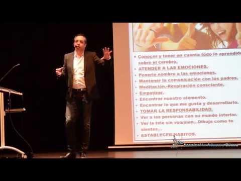 Ponencia Adolescencia Motivada (part.2) por Jose Feliciano Borrego Coach Adasara Educa.