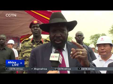 South Sudan praises the important friendship with China