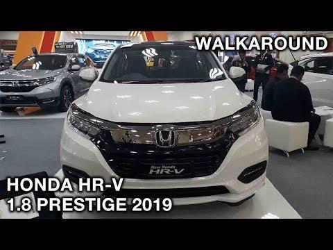 NEW, Honda HR-V 1.8 Prestige 2019 | Exterior & Interior Walkaround