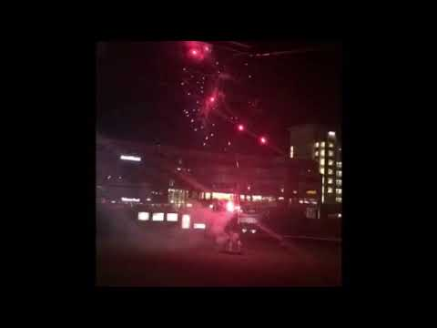 Durham Bulls Owners Suite And Fireworks Youtube