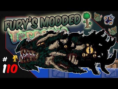 Fury's Modded Terraria | 110 - Aquatic Abominations