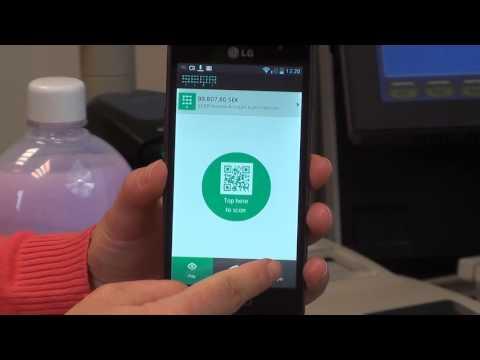 Plata cu telefonul mobil folosind SmartCash POS si SEQR