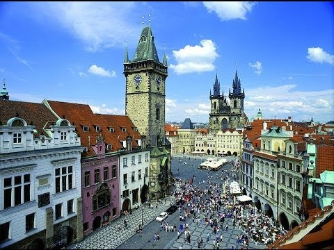 10 Most Beautiful Cities In Central And Eastern Europe Youtube