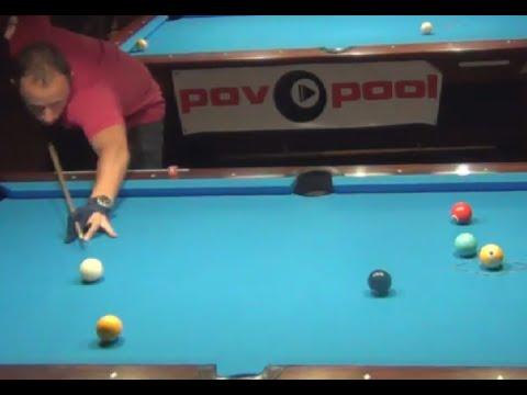 24th Andy Mercer 9-Ball - Shane Van Boening vs Jason Klatt