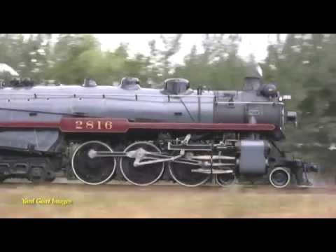 Canadian Pacific 2816!