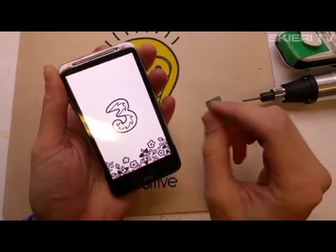 HTC DESIRE HD - HARD RESET
