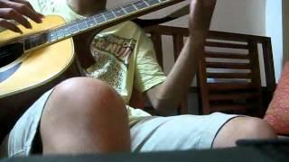 Giấc mơ của anh guitar cover