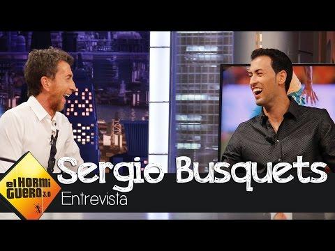 """Sergio Busquets: """"Lo más raro que me pidió un fan fue que le diera mi coche"""" - El Hormiguero 3.0"""