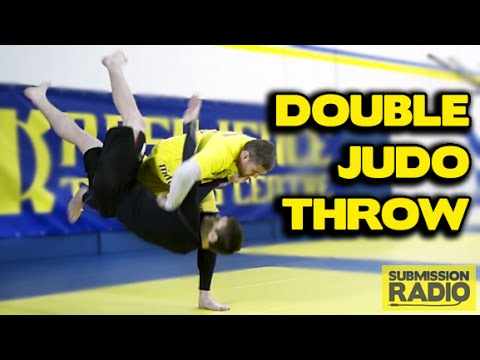 How To COUNTER A Judo Throw Counter And Throw Your Opponent! - UFC Fighter & Olympian Dan Kelly