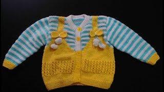 Designer Baby Sweater | Baby Baba Suit | Net Design | zali