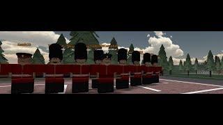 Parade around Catterick (Roblox)