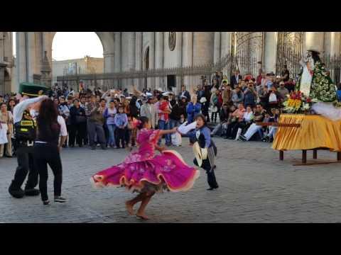 Good times in Arequipa, Peru
