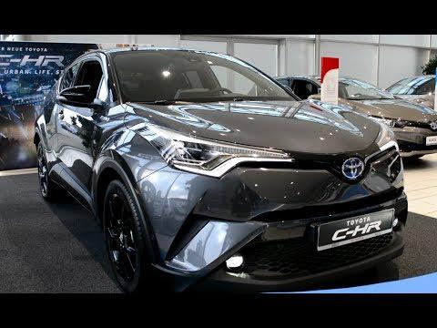 2019 New Toyota C-HR Exterior and Interior