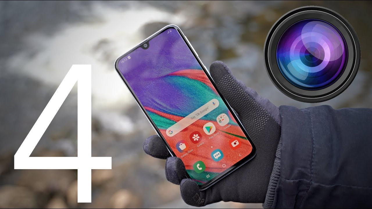 Samsung Galaxy A40 Great Low-Budget Choice