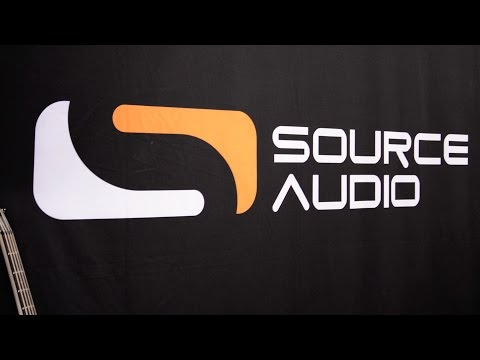 Source Audio One Series & Nemesis Delay At NAMM 2015