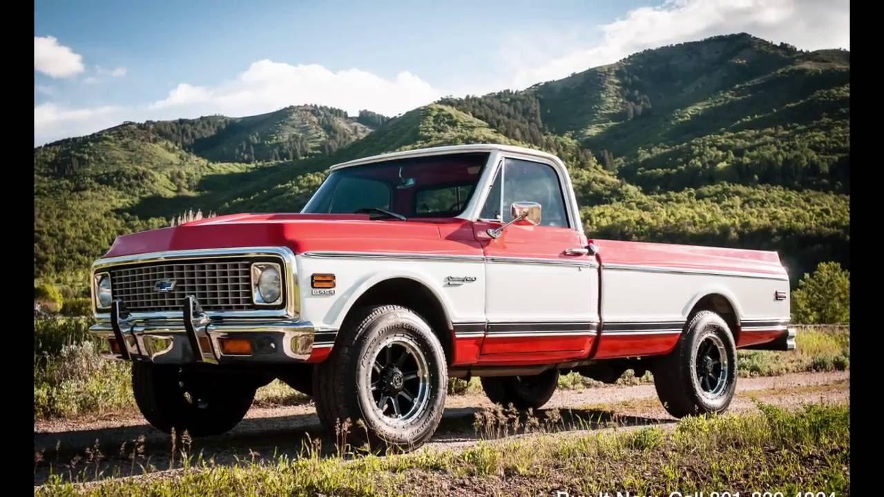 All Chevy c20 chevy : 1972 Chevy C20, ORIGINAL Big Block, 540HP 454 4-Bolt Main, Frame ...
