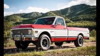 1972 Chevy C20, ORIGINAL Big Block, 540HP 454 4-Bolt Main, Frame Up Restore, Cold Vintage Air AC Opt