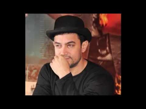 Aamir Khan To Release PK Trailer With SRk's Happy New Year!