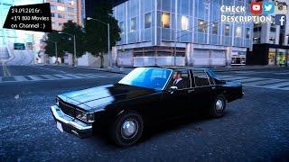 Chevrolet Caprice Sedan 1989 v1 0 GTA IV ENB 2 7K 1440p
