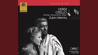 Otello Act II Act II Era La Notte Iago Otello