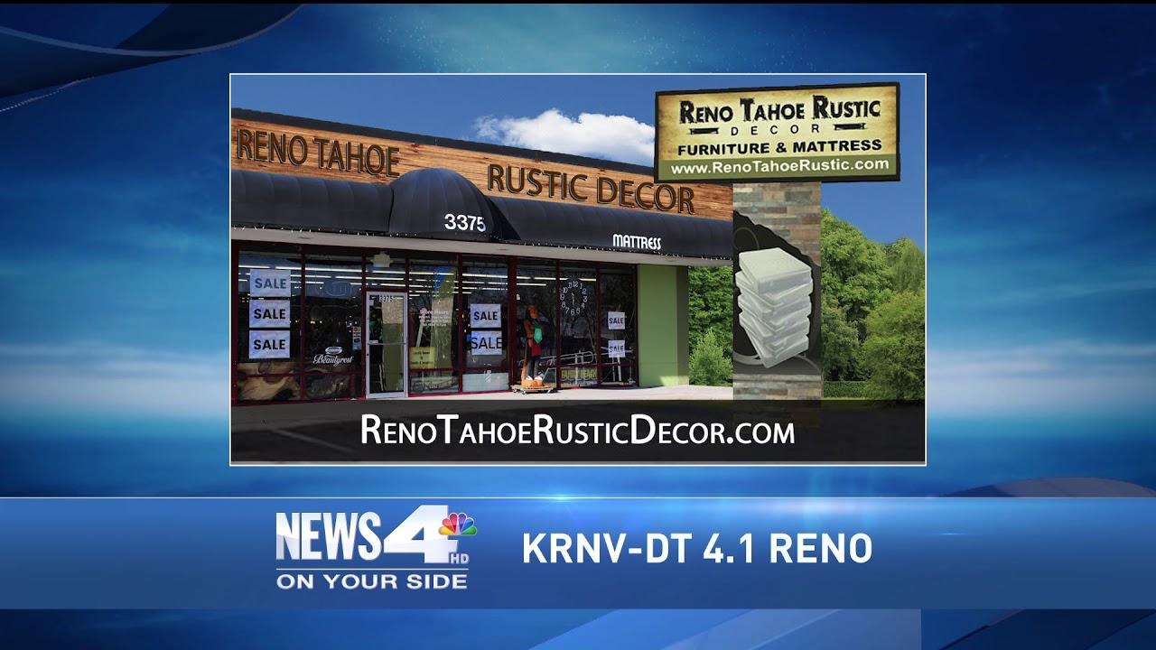 Reno Tahoe Rustic Decor Nbc Id Tv04