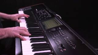 The New Korg Kronos: Video Manual Part 5 - Audio Recording & Sampling