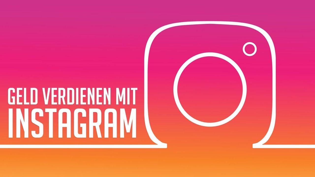 Geld verdienen mit Instagram - YouTube