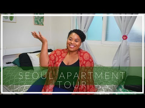 $900 SEOUL APARTMENT TOUR | GANGNAM