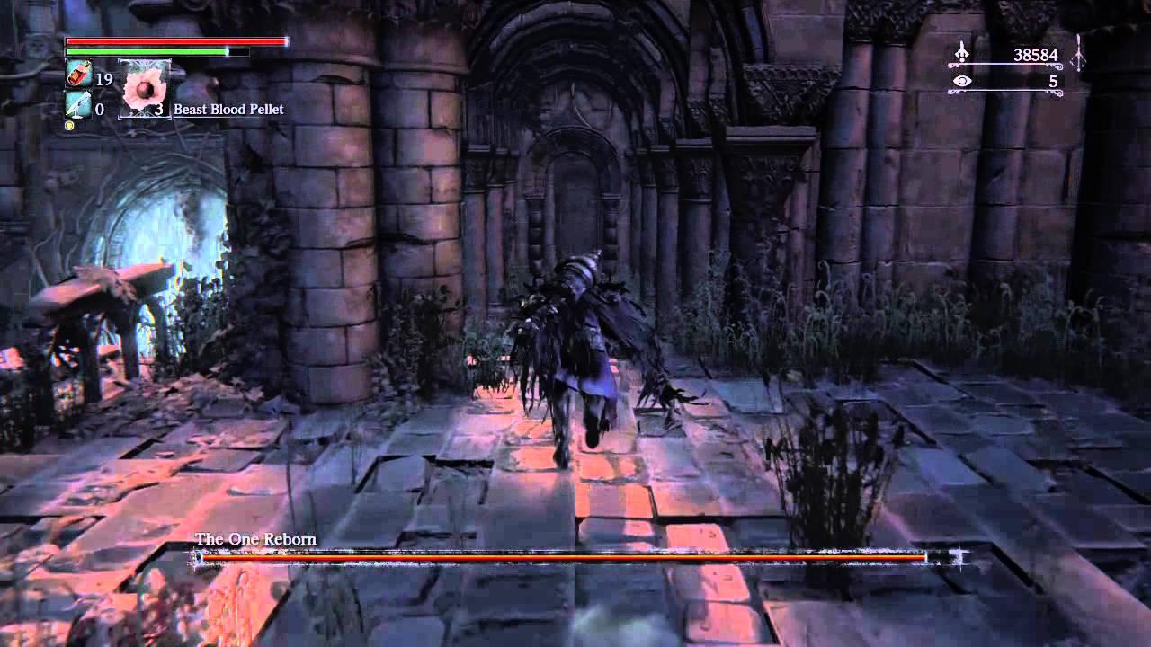 Beast Blood Pellet | Bloodborne Wiki