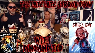 Child's Play 1988 Horror Movie Commentary Review Show 恐怖
