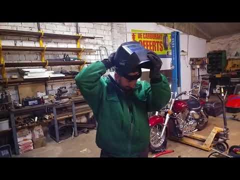 Аппарат Torros TIG200 отзыв Александра - владельца автосервиса и мастерской по работе с металлом