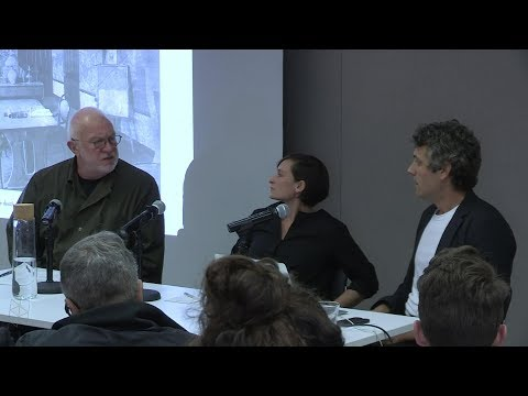 "GSD Talks: Anna Neimark and Andrew Atwood, ""Working Buildings"""