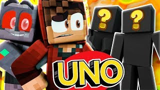 Will & Graser vs... randoms?! (Uno Funny Moments)
