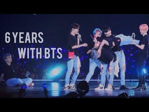 Happy 6th Anniversary BTS