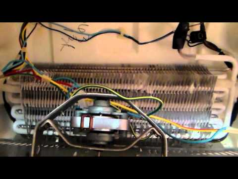 Troubleshooting a No Cool Refrigerator - Part 1