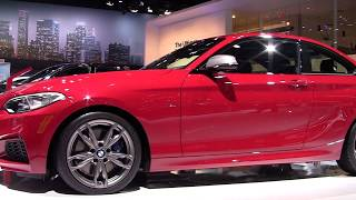 BMW M235i at Detroit Auto Show [HD]