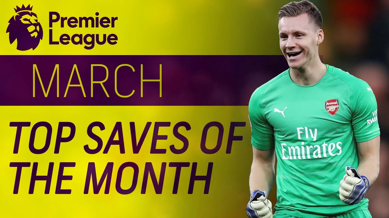 Top 20 Premier League saves of March 2019 | NBC Sports