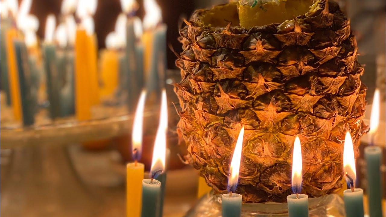 Prosperity Service December 3, 2020: Setting of Lights 🍍✨💵