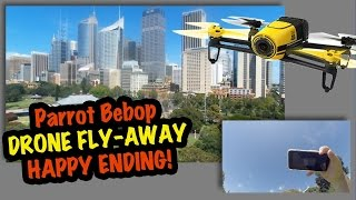 The Drone that FLEW AWAY… & Came HOME!