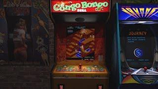 Congo Bongo (Arcade) - Video Game Years 1983