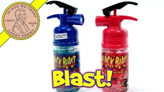 Quick Blast Sour Spray Candy - Put Out The Sour Fire!