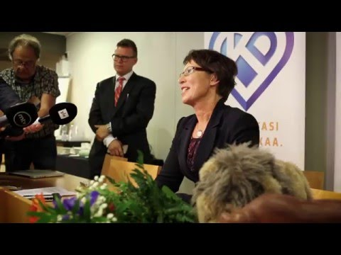 Sari Essayah: Uuden politiikan aika