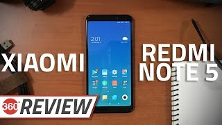 Xiaomi Redmi Note 5 Review   Camera, Specs, Features, Performance, and More