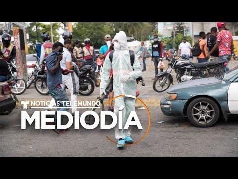 República Dominicana es uno de los países latinos con más muertes por COVID-19 | Noticias Telemundo