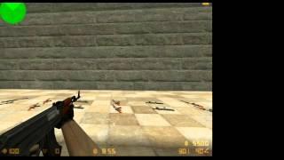 видео урок!!! по стрельбе с ак-47