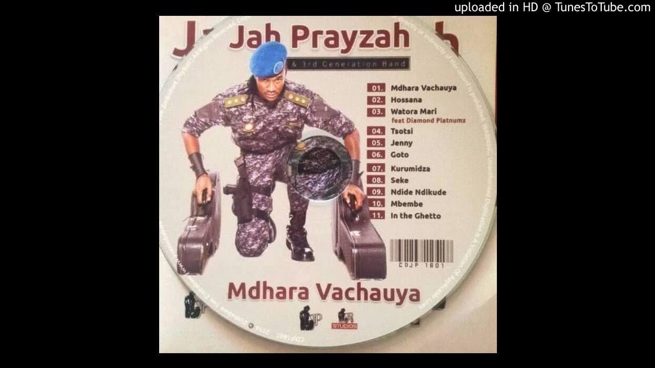 6. Jah Prayzah - Goto (Official)