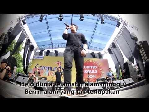 ADABAND - INTIM BERDUA feat VOLLAND HUMONGGIO 13 Des'14 Senayan
